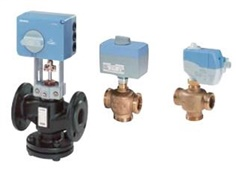 SIEMENS-Valves and Actuators