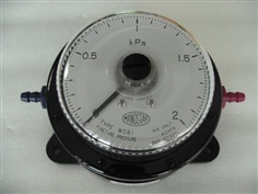 MANOSTAR Low Differential Pressure Gauge WO81FN2E