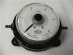 MANOSTAR Low Differential Pressure Gauge WO81FN5E