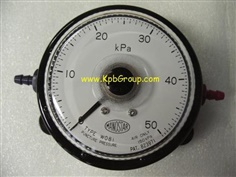 MANOSTAR Low Differential Pressure Gauge WO81FN50E