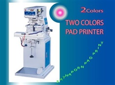 Two Colors Pad Printing Machinery