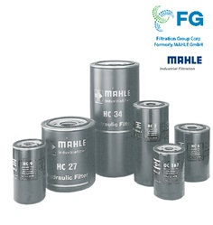 Spin-on Cartrige, MAHLE กรองกระป๋อง, FG