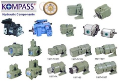 Piston Pumps, Vane Pumps, Gear Pumps : KOMPASS