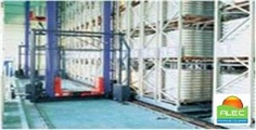Mobile Pallet Rack (Select.,FiFo)