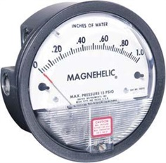 Pressure Gage Dwyer Series 2000 Magnehelic