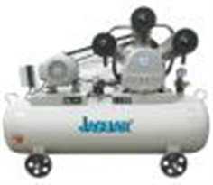 Oil-free air compressor with power 10Hp