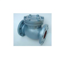 SWING CHECK VALVE CAST IRON