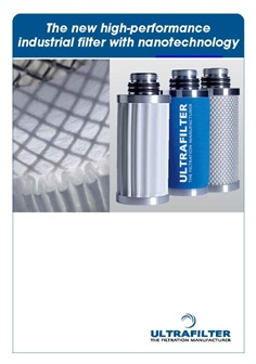 The new high-performance industrial filter with nanotechnology