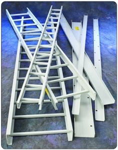 Fiberglass Cable Ladder