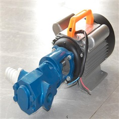 WCB portable oil pump