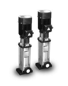 STAC Vertical Multistage Pump