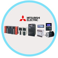 PLC / Servo /  HMI / Circuit breaker and Motor