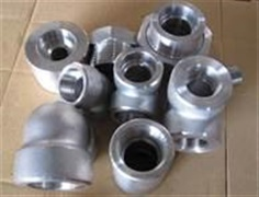 High Pressure Forged Pipe Fittings A182, A105