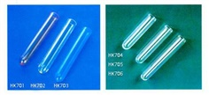 หลอดทดลอง Test Tube/ Flinty test tube/ Plastic test tube lid/ Disposable plastic test tube/ Urine slime tube