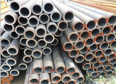 SMLS PIPE ASTM A53 GrB