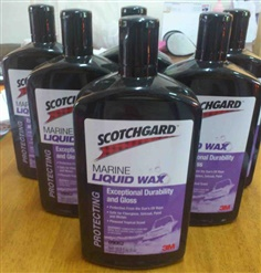 3M Scotchgard Marine Liquid Wax ขนาด 1 ลิตร