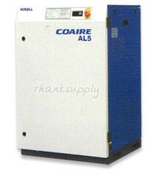 Oil Free Scroll Air Compressor - Pressure switch control
