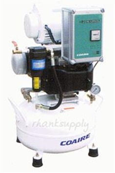 Oil Free Scroll Air Compressor - Dental