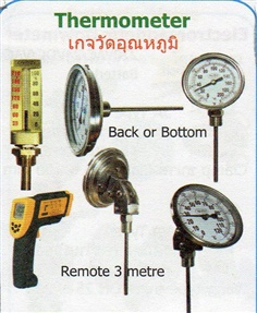 thermometers&thermowell