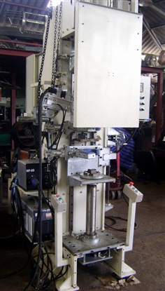Press Machine 5Ton & Auto Welding