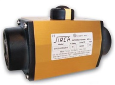 SIRCA Pneumatic actuator