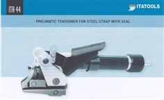 Pneumatic tensioner for steel