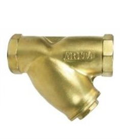 Y-Strainer BSPT Screwed End (300 PSI W.O.G Non - Shock)