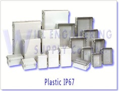AluminiuJunction box IP68,Polyester cabinet IP65, Stainless steel cabinet