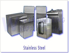 Stainless steel cabinet ,Polyester cabinet IP65 ตู้ไฟเบอร์กลาสกันน้ำ