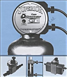 Gas Feed Systems Chlorinator