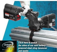 Tension and SealerTool by Battery Power