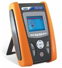 Professional power quality analyzer compliance with EN50160
