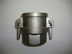 Stainless steel 304 or 316 quick coupling,Stainless steel camlock coupling F,qui