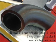 Butt welded pipe bend radious pipe fittings-astm a 234