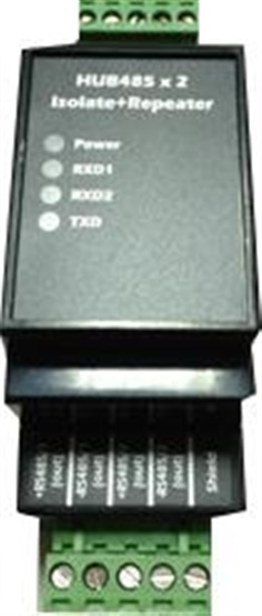 HUB485x2 Isolate and Repeater