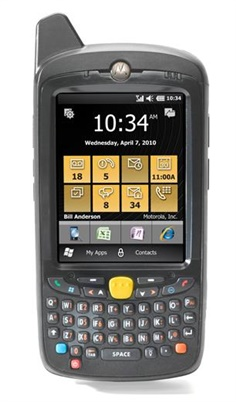 MC65 Rugged Mobile Computer Redefine productivity for your mobile workforce by g