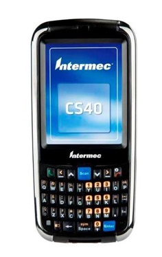 Barcode CS40 Mobile Computer Intermec