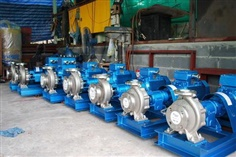 ISO 5199 Staundard - Centrifugal Pumps