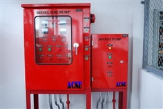 PWT - Fire Pumps Controller