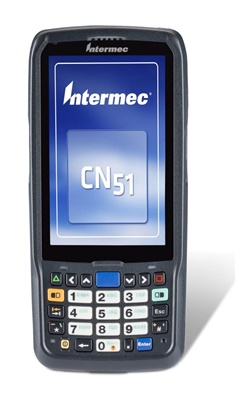 CN51 is the most versatile mobile computer in its class allowing the choice of A