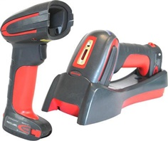 Barcode 1911i wireless industrial-grade area-imaging scanner is designed to with
