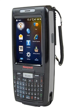 บาร์โค้ด Dolphin? 7800 rugged enterprise digital assistant (EDA) delivers multi-