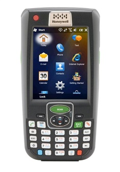 บาร์โค้ด Dolphin? 9700 mobile computer is a rugged enterprise digital assistant