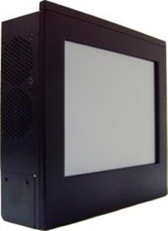 "Panel PC System  IT-100 With 10"" LCD with Touch Screen Available with different"