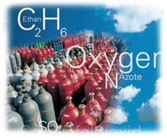 Carbon Dioxide (Co2) gases