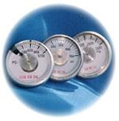 Regulator Gauge 0-500 psi,0-1200 psi,or 0-3000 psi