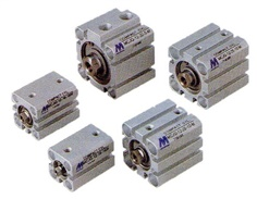 Compact cylinders (MCJQ series)