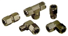 Compression Fitting (Stainless SUS304/316)