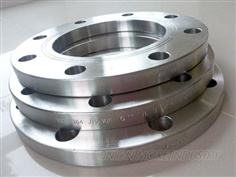 หน้าแปลน - Teinflex Flexible Rubber Joint (Double Wave) Steel Flanged รุ่น JIS 10K