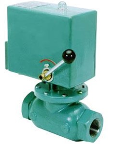 """ECLIPSE"" GAS SHUT-OFF VALVES 200LT"